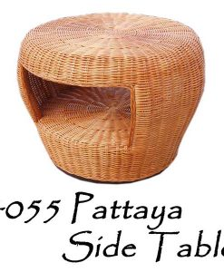 Pattaya Rattan Side Table