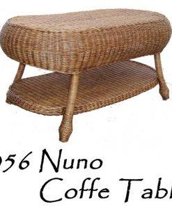 Nuno Rattan Coffee Table