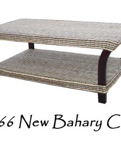 New Bahary Rattan Coffee Table