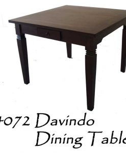 Davindo Wooden Dining Table