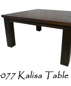 Kalisa Wooden Table