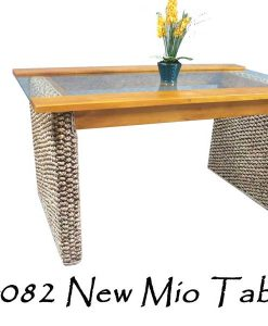 New Mio Wicker Table