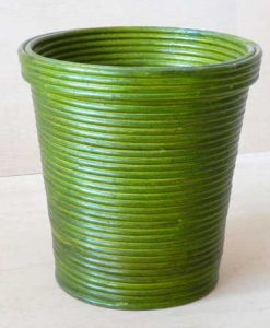 Rattan Pottery