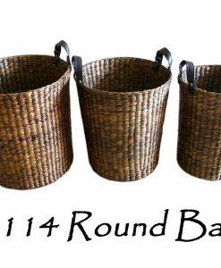 5114-Round-Bag