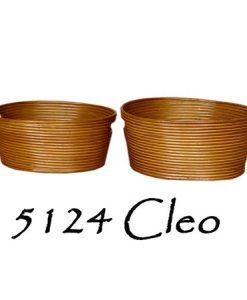 Cleo Rattan Planter