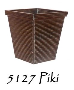 Piki Rattan Planter