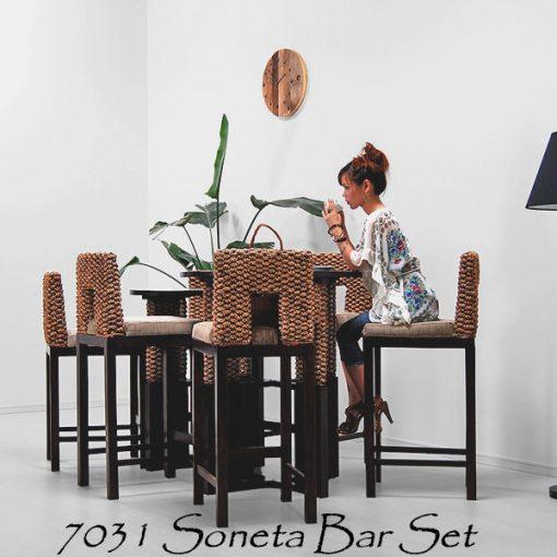 7031 Soneta BarSet