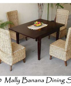Molly Woven Dining Set