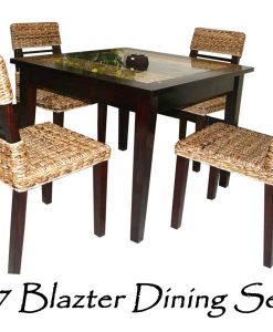 Blazter Wicker Dining Set