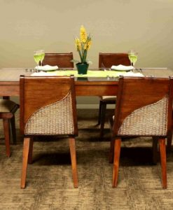 Sapo Rattan Dining Set