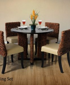 Florida Wicker Dining Set