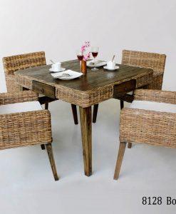 Boroco Rattan Dining Set