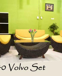 Volvo Rattan Living Set