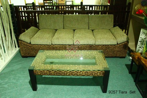 Tiara Rattan Sofa Set