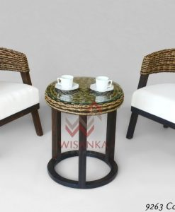 Caromi Rattan Terrace Set