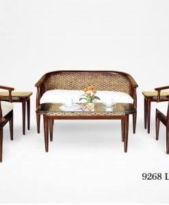 Lauri Wicker Living Set