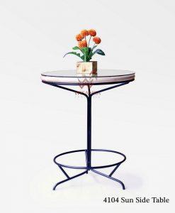 4104 Sun Rattan Table
