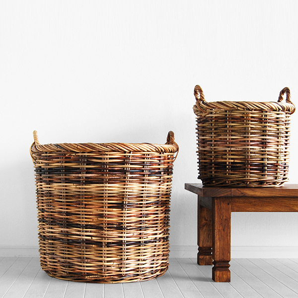 rattan basket. wicker basket, cane basket, bamboo basket, natural fiber basket, supplier masket, indonesia basket wholesale, basket manufacturer