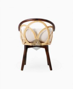 Maureen Occasional Rattan Chair