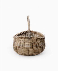 Meta Rattan Basket