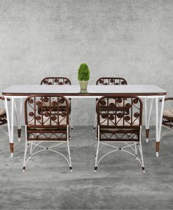 Lief Rattan Dining Set