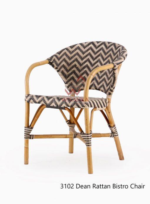 Dean Rattan Bistro Chair