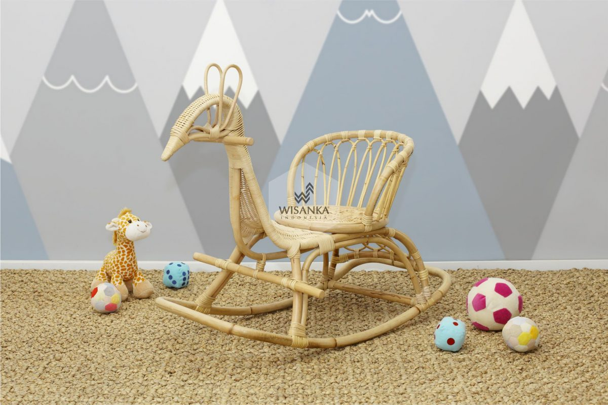 Kinds of Rattan Kids Furniture