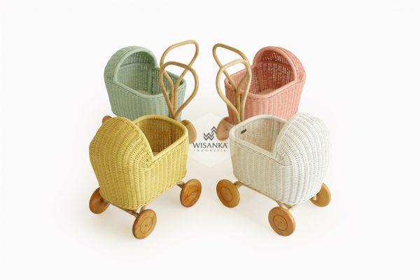 Kinds of rattan kids furniture