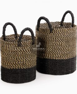 Astor Wicker Basket