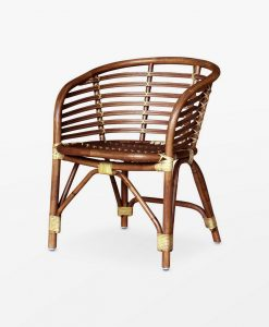 Bold Rattan Chair