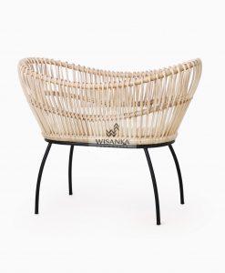 Dundee Baby Rattan Crib